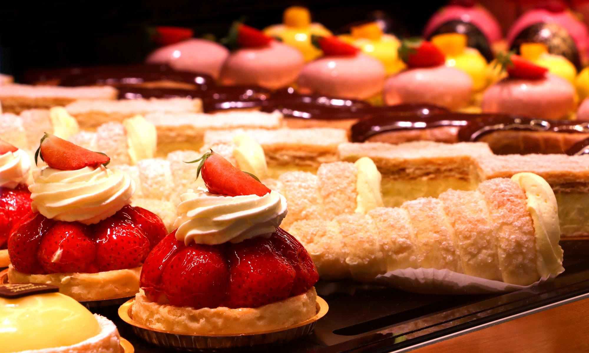 Ronny – Mézières – Boulangerie – Pâtisserie – Confiserie – Tea-room